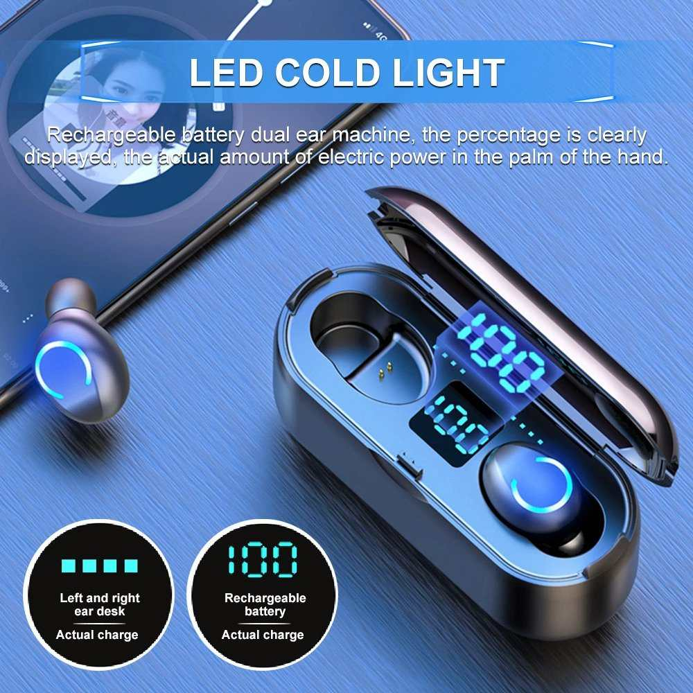 Professional Earbuds High Quality @ Best price With Bluetooth