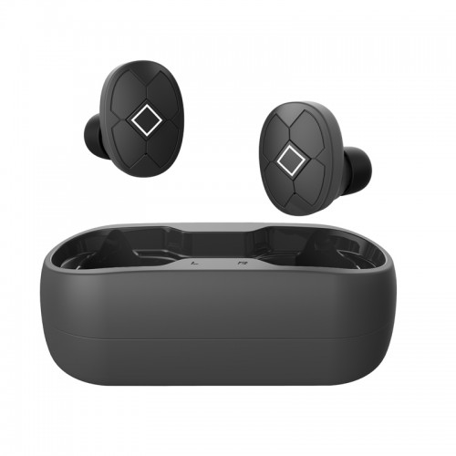 V5 Earbuds Earphone Tws True Wireless With Noice Cancellation Touch Control