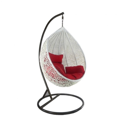 Modak Hanging Swing Chair Jhula Round Outdoor Use Egg Style 1 Seater