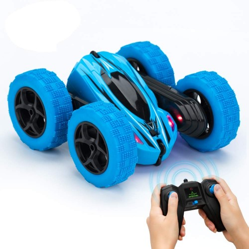 Remote Control Car 360 Rotate Racing Stunt Kids Car With 4wd