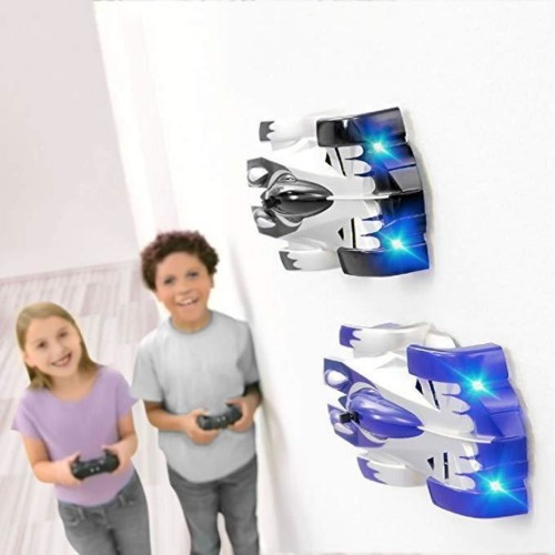 Wall Climbing Remote Control Car Anti Gravity 1:16 With Rechargeable Battery