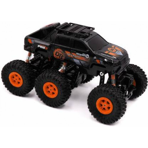 RC Car 6WD 2.4Ghz Remote Control High Speed Off Road Truck Vehicle Toys 6x6 RC Rock Crawler Buggy Climbing Car Kid Boy Toys