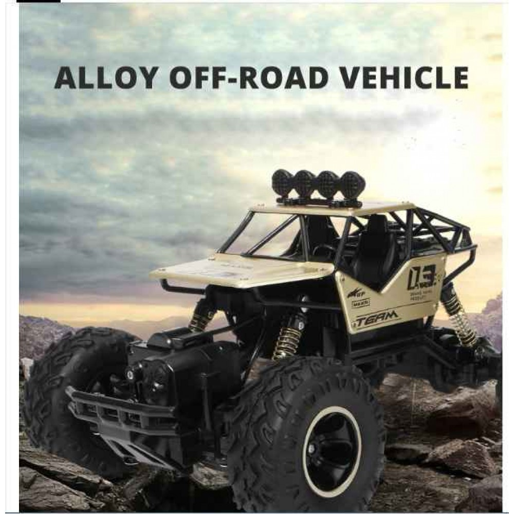 New Rc Remote Control Big Truck Model For Kids Off-Roader With Battery