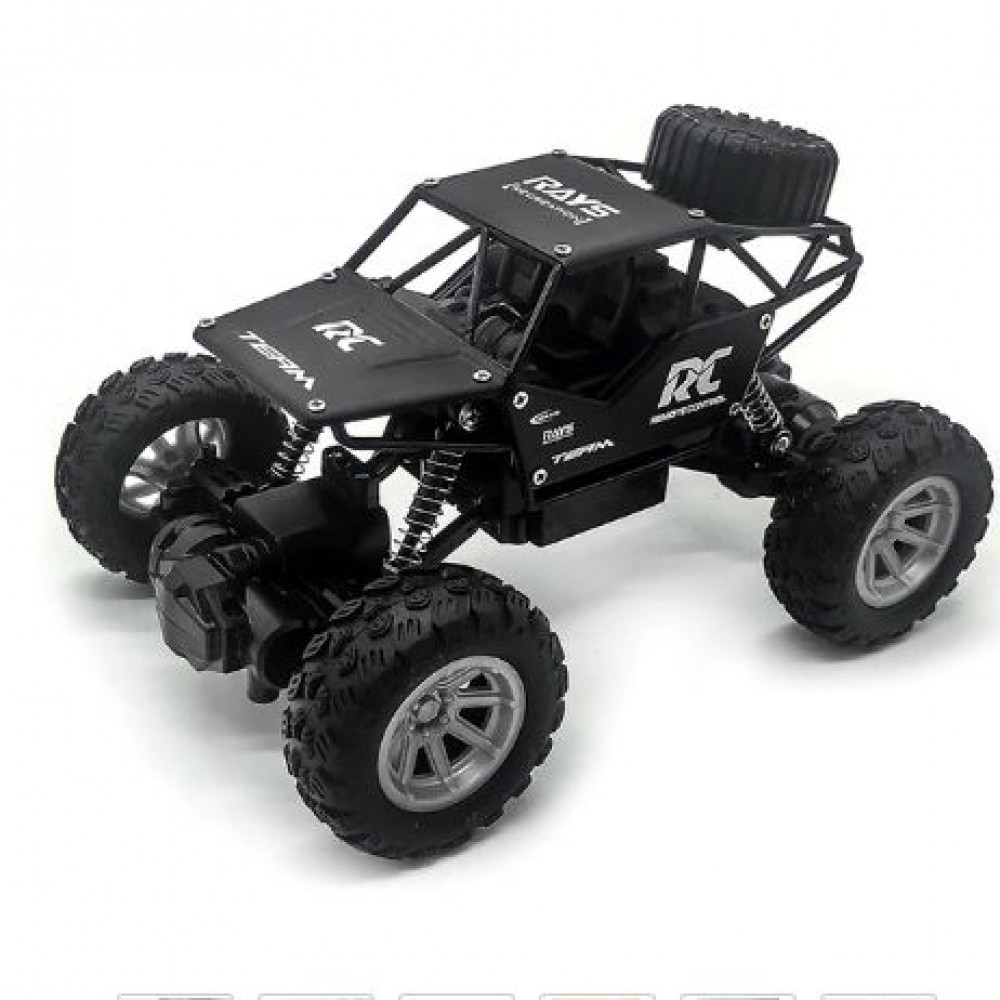 Small Alloy 4WD Drifting Climbing Cars High Speed 2.4Ghz Radio Remote Control Car RC Off Road Fast Racing Rock Crawler