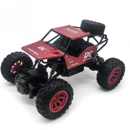 4WD Radio Control Vehicles Electronic RC Rock Crawler Model Stunt Cars Toy